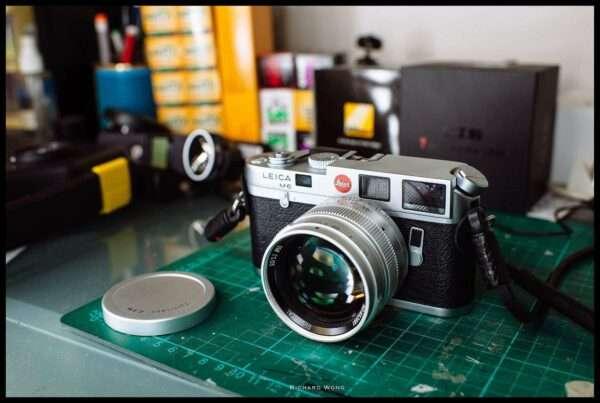 Leica M fullformat artisan 50mm F1.1